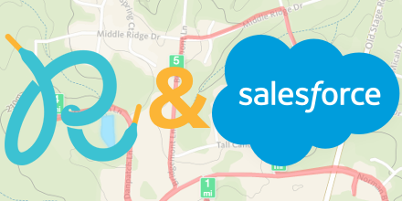 Runkeeper data in Salesforce