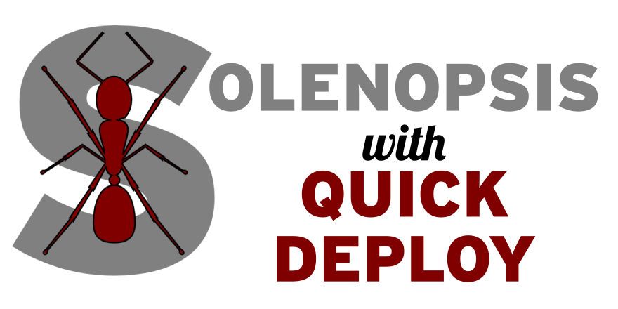 Quick Deploy with Solenopsis
