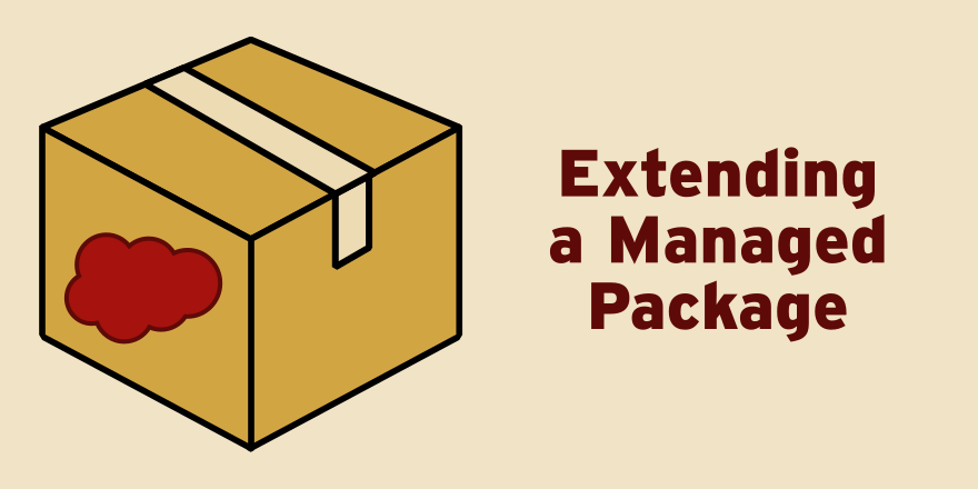 Child Package: Extending a Manage Package